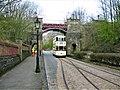 Bowes-Lyon Bridge, Crich Tramway Village (geograph 6126673).jpg