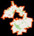Brańsk (gmina wiejska) location map.png