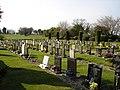 Bramford Lawn cemetery - geograph.org.uk - 1244766.jpg