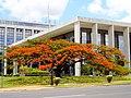 Brasilia DF Brasil - TJDFT, detalhe do Palácio - panoramio.jpg