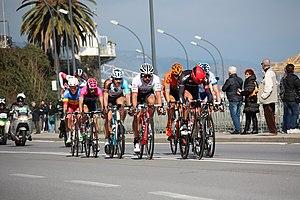 2016 Milan–San Remo - The breakaway in Savona