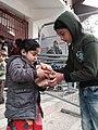 Breakfast at a refugee camp in Edirne, Turkey, September 23, 2015 b.jpg