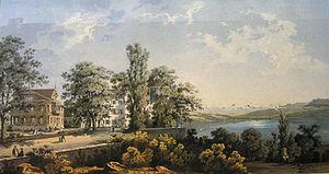 Brestenberg Castle - Image: Brestenberg