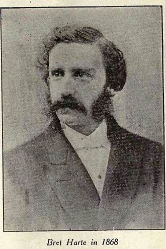 The Sacramento Union - Union writer Bret Harte in 1868