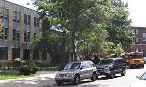 Briarwood, Queens - Schools in Briarwood: M.S. Q217 Robert A. Van Wyck and P.S. Q117 J. Keld/Briarwood School