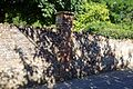 Brick wall in Chillenden Kent England.jpg
