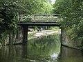 Bridge where Dobb's Weir Road passes over River Lee Navigation - geograph.org.uk - 191672.jpg