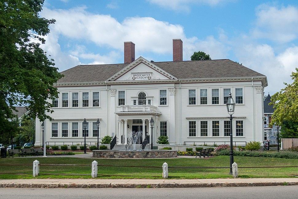 Bridgewater Academy building, Bridgewater, Massachusetts