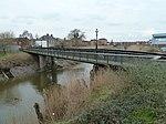 Bridgwater - The Black Bridge (geograph 3345243).jpg