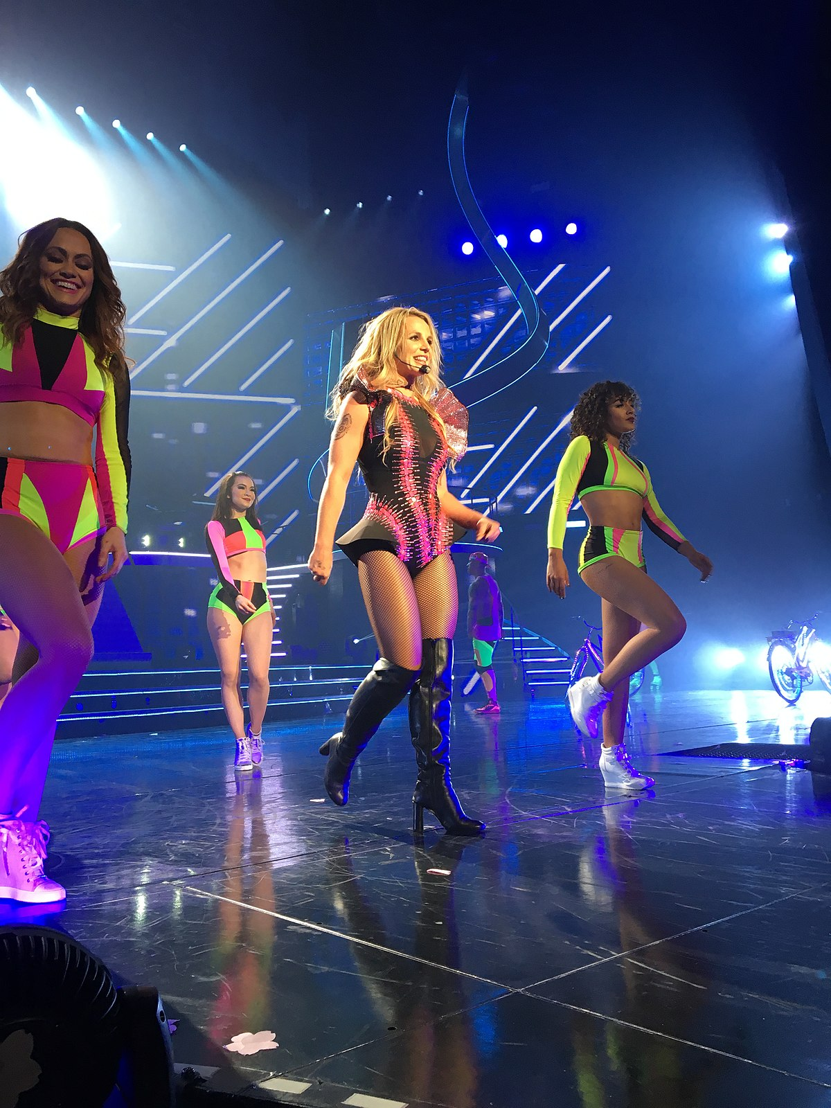 Britney Spears Tour Canada