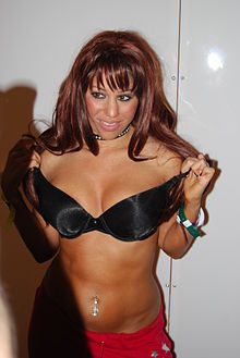 Britney Stevens at AVN Adult Entertainment Expo 2008.jpg