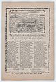 Broadsheet relating to a news story about the destruction following a flood in Guanajuato, a collapsed bridge and train car with victims MET DP868508.jpg