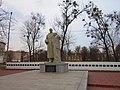 Brotherhood grave of Soviet soldiers in Kharkiv (82 burieds) (3).jpg