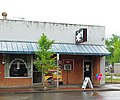 Bruces Barber Shop and Joes Pastime Tavern on Main Street - Hillsboro, Oregon.JPG