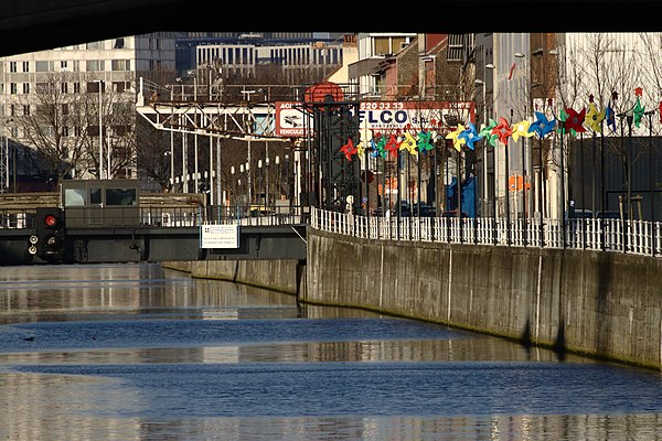 Brussels Canal
