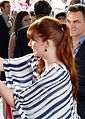 Bryce Dallas Howard at the world premiere of 50-50, TIFF 2011 (6928995367).jpg