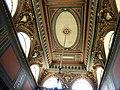 Bucuresti, Romania, Palatul Sutu, (plafon); B-II-m-A-18221.JPG