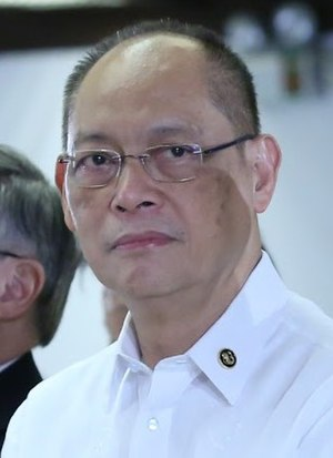 Secretary of Budget and Management (Philippines) - Image: Budget Secretary Benjamin Diokno