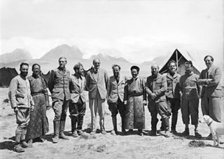 1938–39 German expedition to Tibet research expedition