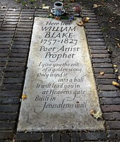 William Blake - Wikipedia