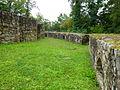 Burgmauer, Schloss Mitterfels.JPG