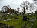 Burwell Cemetery - geograph.org.uk - 721195.jpg