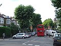 Buses Only, Pepys Road near Brockley - geograph.org.uk - 2490656.jpg