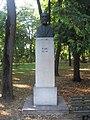 Bustul lui Nicolae Gane din Iaşi.jpg
