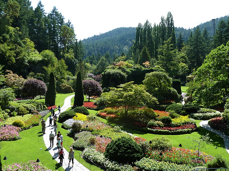 9 ways to experience the natural beauty of vancouver for Garden shed victoria bc