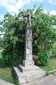 Bzince - kríž v obci z roku 1909.jpg