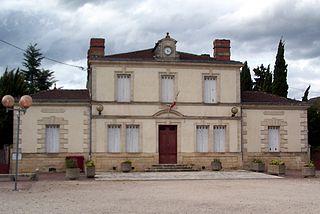 Cérons Commune in Nouvelle-Aquitaine, France