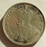 CANADA, GEORGE V 1917 -10 CENTS b - Flickr - woody1778a.jpg