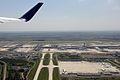 CDG AIRPORT FROM TAKE OFF FLIGHT CDG-EWR N173DZ 767 DELTA (16467242590).jpg