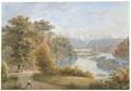 CH-NB - Bern, Umgebung, Elfenau-Park, Blick gegen die Alpen - Collection Gugelmann - GS-GUGE-LORY-C-12.tif