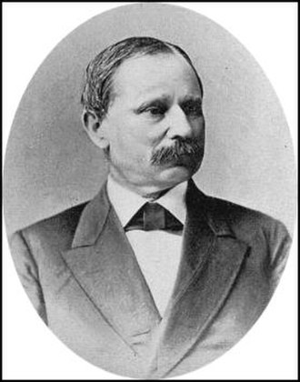 Cadmus M. Wilcox - Wilcox in later life
