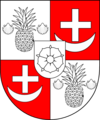 COA bishop CZ Davidek Felix Maria2.png