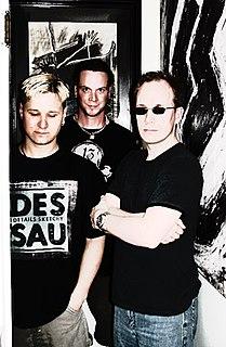 Crocodile Shop German EBM band