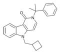 CUMYL-CBMEGACLONE structure.png