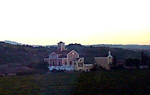 Castellví de Rosanes - Ca n'Abat, Castellví