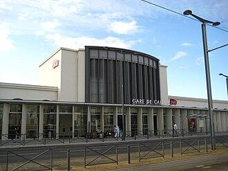 Gare de Caen - Gare de Caen in 2009