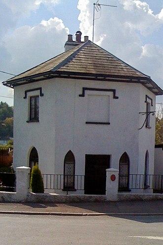 Caerleon Bridge - The Toll House, Caerleon Bridge