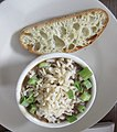 Cake Cafe Faubourg Marigny New Orleans - Red Beans and Rice Cup.jpg