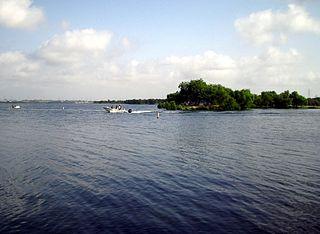Calaveras Lake (Texas)