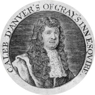 Nicholas Amhurst - Caleb D'Anvers
