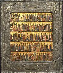 Calendar of Saints and Festivals