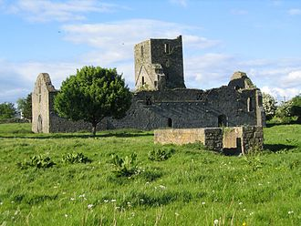 Callan, County Kilkenny - Callan Augustinian Friary