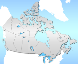 Canadian Provinces and Territories