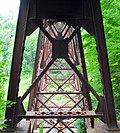 Canadian National Railway bridge over Bronte Creek - Halton, Ontario.jpg