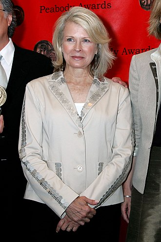Candice Bergen - Bergen at the 65th Annual Peabody Awards in New York City, 2006