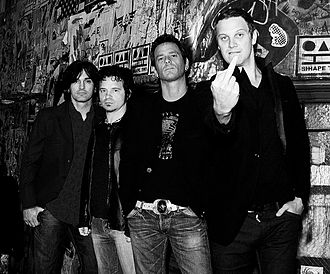 Post-grunge - Candlebox in 2008